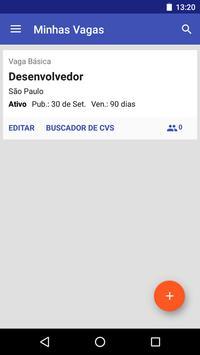 InfoJobs - Publicar vagas apk screenshot