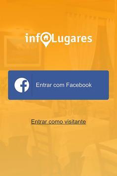 Infolugares screenshot 1