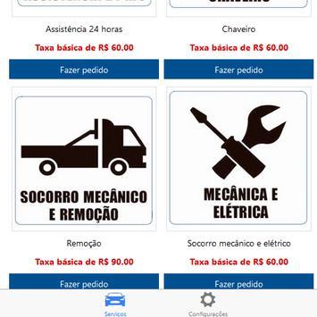 Auto moto Resgate Brasil apk screenshot
