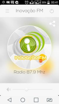 Inovação FM poster