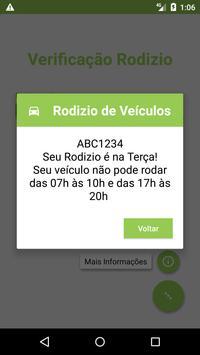 Rodízio de Veículos da Cidade de São Paulo screenshot 3