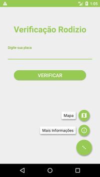Rodízio de Veículos da Cidade de São Paulo screenshot 2