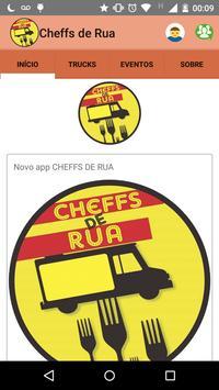 Cheffs de Rua poster