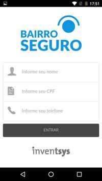 Bairro Seguro Demo screenshot 1