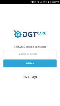 DGT Care poster