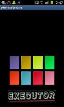 Sound Keychains Lite screenshot 1