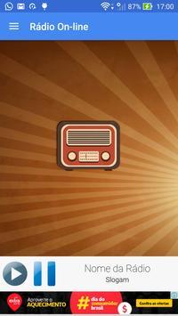 APP Radio Teste poster