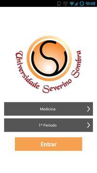 Universidade Severino Sombra poster