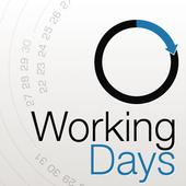 Working Days icon