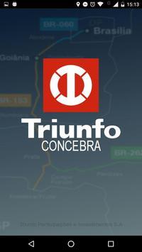 Triunfo Concebra poster