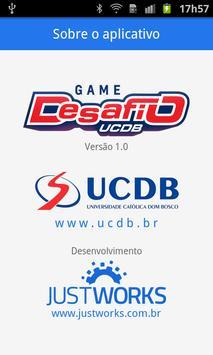 Desafio UCDB apk screenshot