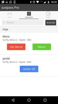 JustPass Pro screenshot 2