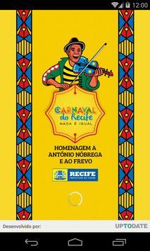 Carnaval do Recife 2014 poster