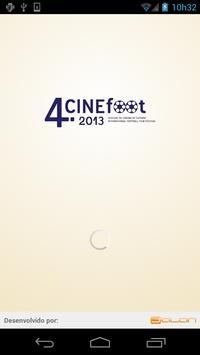 CINEfoot 2013 poster