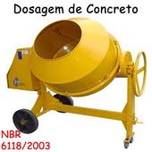 Dosagem de Concreto icon