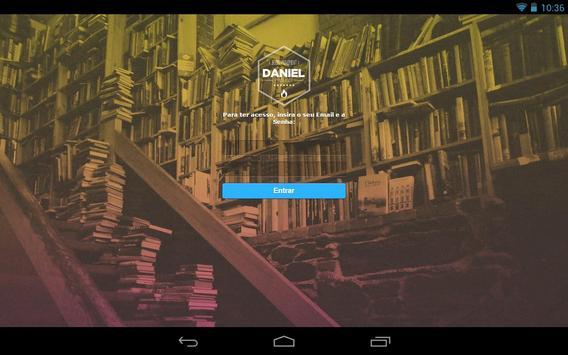 Daniel Project - Líderes apk screenshot