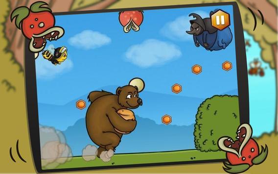 Bee Avenger HD FREE apk screenshot