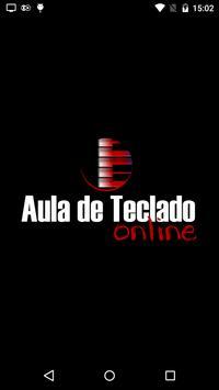 CURSO DE TECLADO ONLINE COM WILIAM SILVA poster