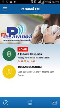 Rádio Paranoá FM poster