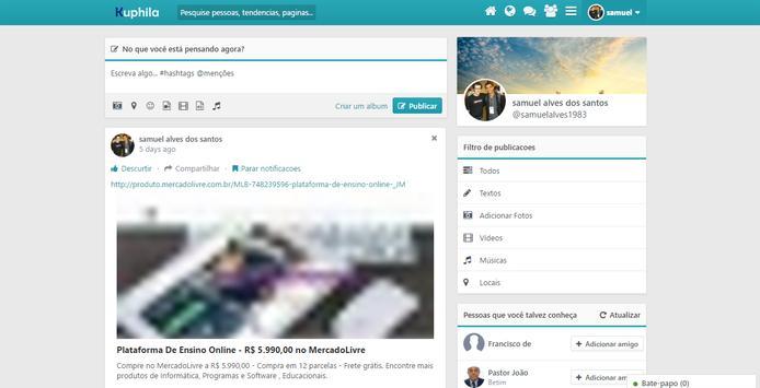 Kuphila apk screenshot