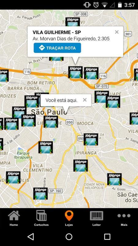 14fc0f251ec44 Kalunga.com para Android - APK Baixar