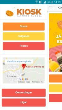 Kiosk Cantinho da Roça screenshot 1
