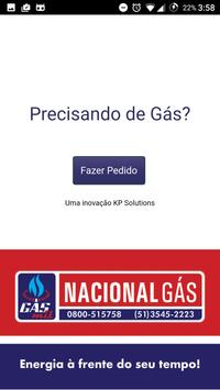 Gás Mil poster