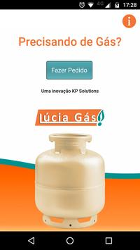 LUCIA GAS poster