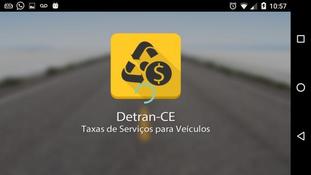 Detran CE Taxas para veículos apk screenshot