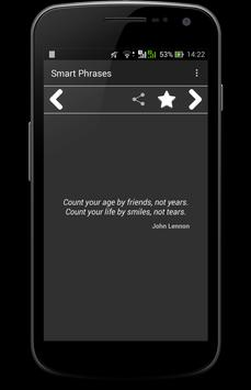 Smart Phrases poster