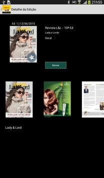 Revista Lady&Lord poster