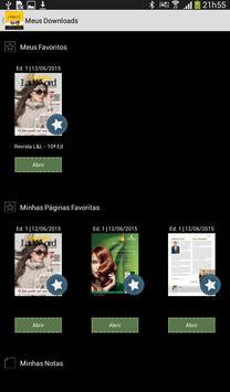 Revista Lady&Lord apk screenshot