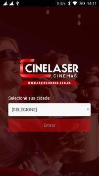 Cinelaser Cinemas poster