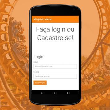 Viagens Leletur screenshot 1
