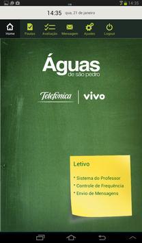 Letivo - Aguas de São Pedro apk screenshot