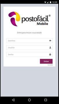 Postofácil Mobile screenshot 1