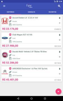Tabela FIPE Offline - Preço de Veículos screenshot 15