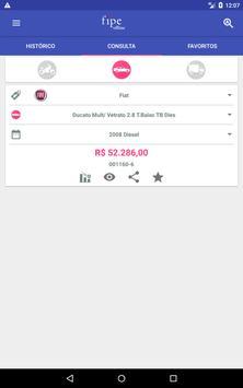 Tabela FIPE Offline - Preço de Veículos screenshot 13