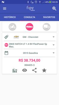 Tabela FIPE Offline - Preço de Veículos screenshot 1