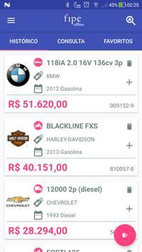 Tabela FIPE Offline - Preço de Veículos screenshot 2