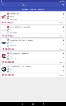 Tabela FIPE Offline - Preço de Veículos screenshot 9