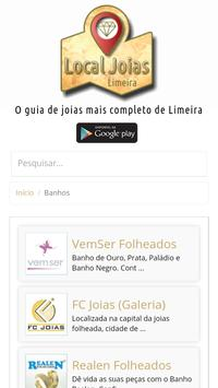 Local Joias - Limeira screenshot 2