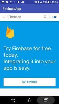 FirebaseApp apk screenshot