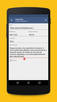 Catalogando apk screenshot