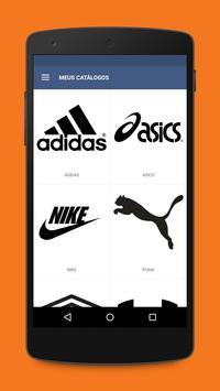 Catalogando apk screenshot