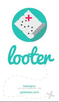 Looter poster