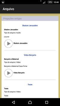 IGEV Casa Firme apk screenshot
