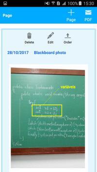 Class Notes screenshot 1