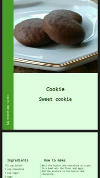 My Recipes screenshot 3