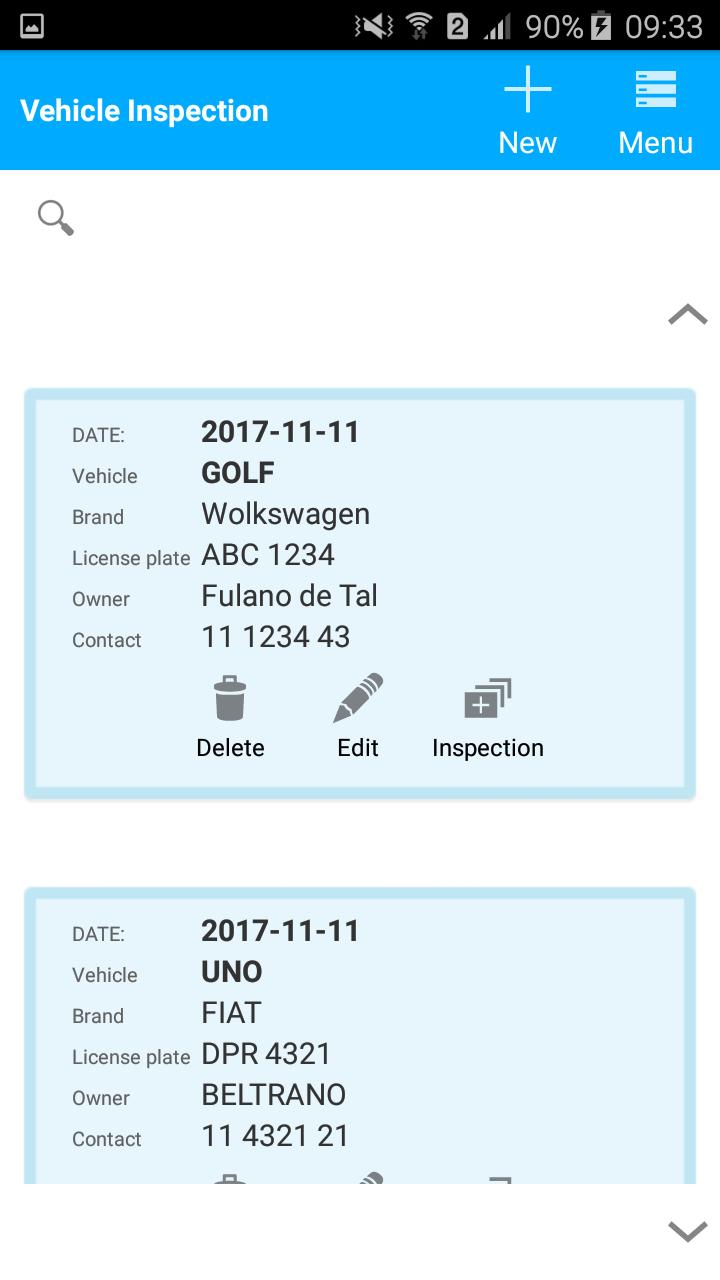 Vehicle Inspection for Android - APK Download